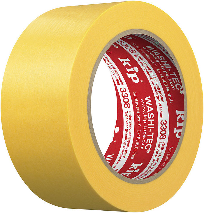 3308 WASHI-TEC® Goldkrepp